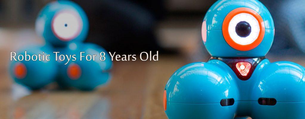 Robots depuis 8 ans